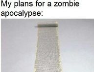 Zombie Apocalypse.  / by Sasha Ryan