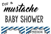 boys baby shower
