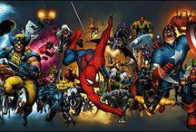 Marvel Comics Related Stuff