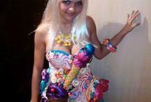 Katie Perry costume