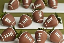 Superbowl Ideas / by Michele Craft