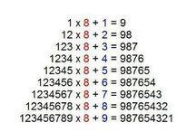 Matematyka Mnożenie