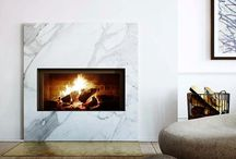 LXURIA:  fireplaces