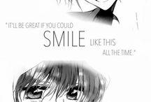 Anime & Manga Quotes♡