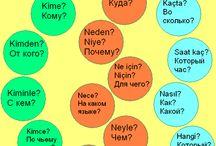 словарь турецкого языка / для увеличения словарного запаса