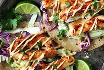 Tacos / Corn or flour tortillas used to make these great morsels of deliciousness