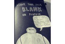 Wreak this journal ideas