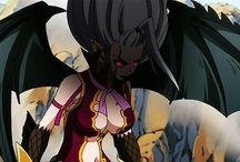 Fairy Tail Mirajane Strauss Satan Soul