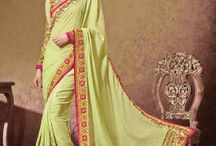 Stylish Designer Wedding Sarees