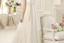 Vintage Wedding Dress / by Veronica