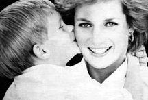 Diana, Princess of Wales / by Maureen Hart
