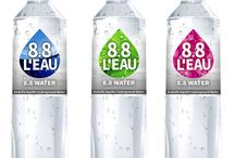 88l'eau / Alkaline water