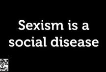 Sexism / by Kaycee Bassett