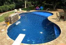Pool ideas for the future / by Tracie Elmendorf