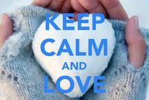 Liefde-Spread love everywhere you go!!!! / Liefde in allerlei vormen. Voor mens, dier, eten etc.etc.  Love in many ways.