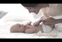 Baby Massage / The benefits of baby massage, massage oils etc..