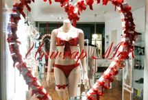 Valentine's Day / Beautiful designs and displays for Valentine's Day...