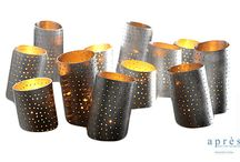 Votives / This is a collection of items that we have available for rent at Apres Party and Tent Rental. apresparty.com