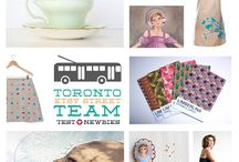 TEST ♥ Newbies  / The Toronto Etsy Street Team loves Newbie Sellers! Check out some of the great new talent on Etsy