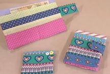 como fazer carteira  em patchwork