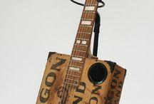 Guitares créatives