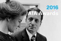 2016 AIA Honor Awards
