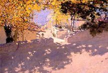Bato Dugarzhapov paintings