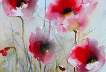 aquarell paintings & Inspirations