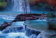 paisajes. / Este tablero trata sobre los increïbles y maravillosos paisajes que uno puede ver.