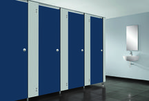 Splash Washroom Cubicles / turdy, stylish, Splash has been designed and manufactured to withstand the toughest of environments