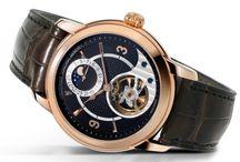 Frédérique Constant / Découvrez les très belles montres de la jeune manufacture genevoise Frédérique Constant.
