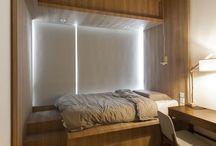 Подиумные кровати