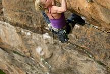 climbing / by Sjanett