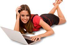 Работа веб моделью / Работа веб моделью в чатах - заработок на дому для смелых девушек. Занимайтесь виртом в платных чатах за деньги!