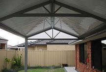 Gable Patio's / Patio Roofing