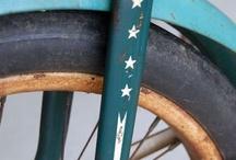 Art - bicycles
