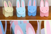 CRAFTS:  Easter