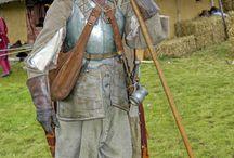 Hist. Costumes handmade / Historical costumes
