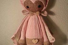 Crochet Dolls; Lalylala, Zabbez ...