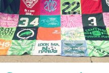 t shirts quilt