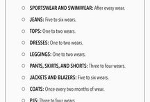 Clothing Tips & Tricks