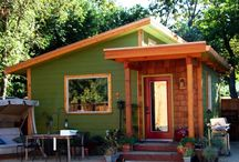 Tiny Home / by Mitzi Evans