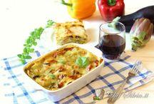 Food - Primi - Timballi