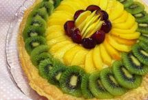 Tarte fruta