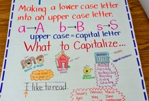 Anchor Charts / by Hazel Lochhaas