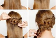 Hair & Beauty / Tutorials and ideas