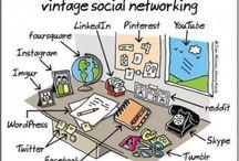 We love Social Media / The art of social media