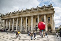 RedBall Bordeaux / Highlights of performances during RedBall Bordeaux, France. For more information, visit www.redballproject.com/bordeaux.
