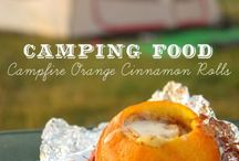 CAMPING RECIPES & IDEAS