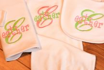 Monograms for Babies